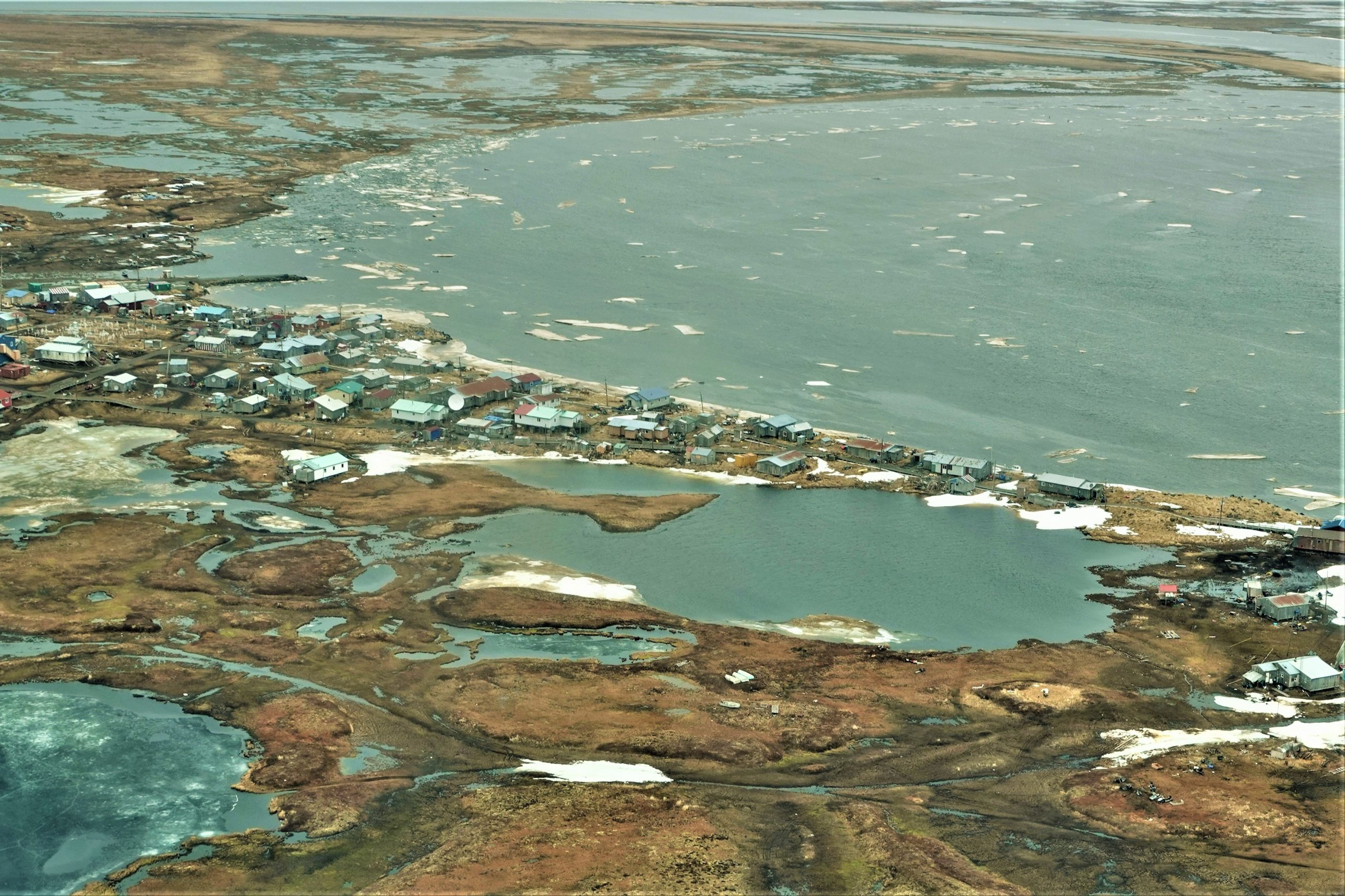 Alaskan Communities Seek Help to Combat Climate Change