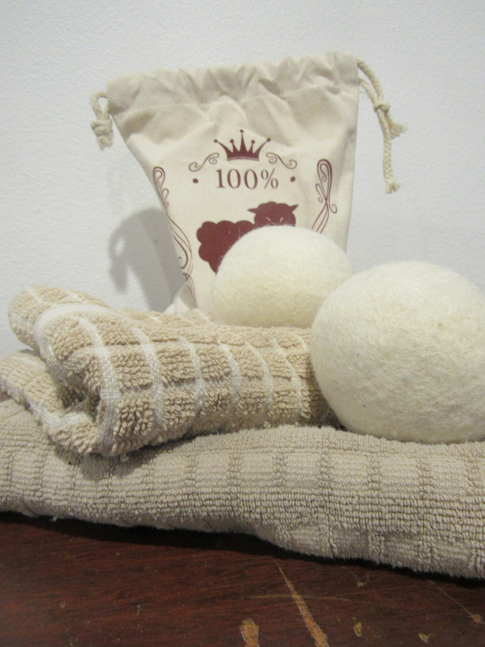 How to Reduce Static Cling From Using Dryer Balls