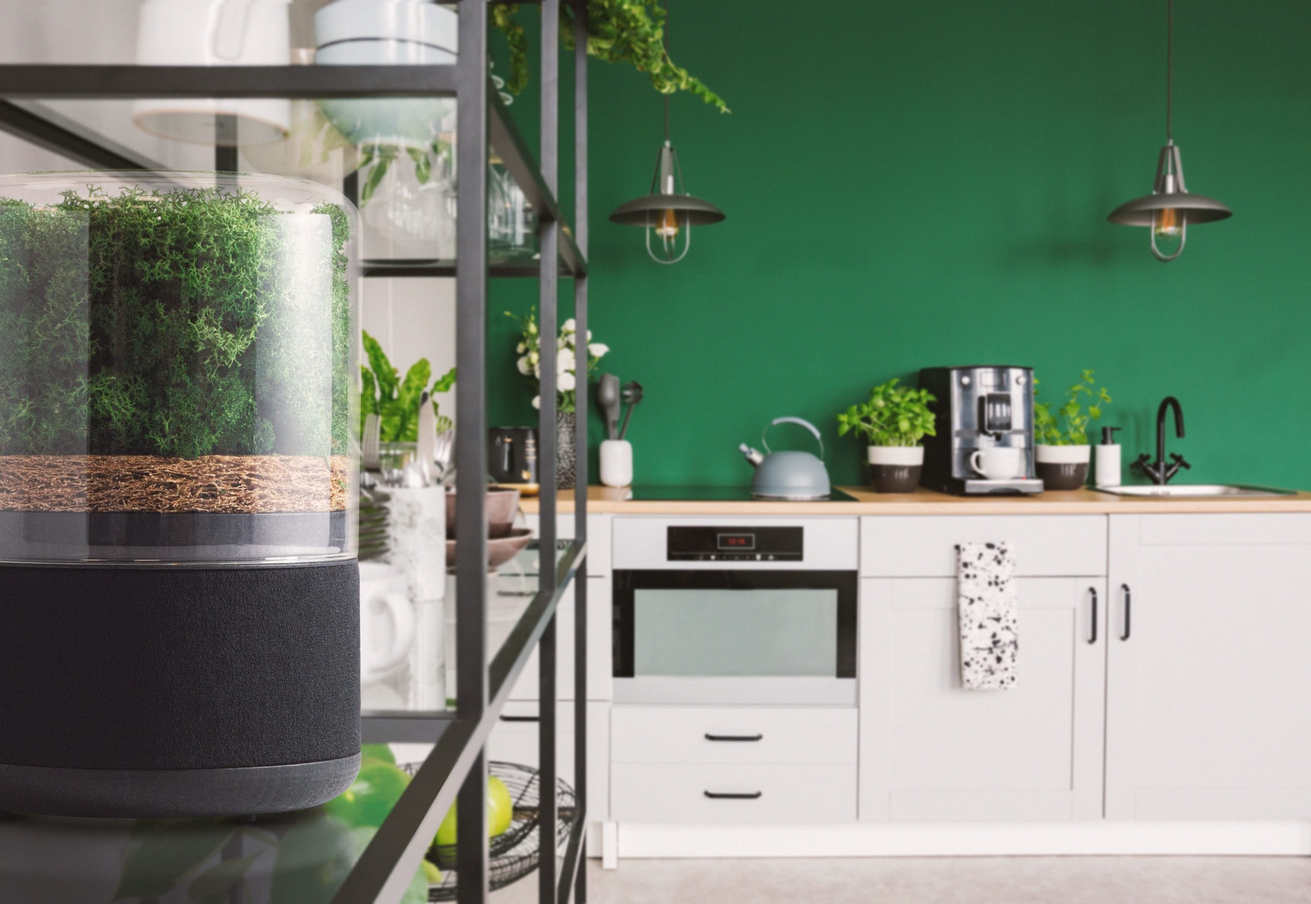 Briiv Unveil The World's Most  Sustainable Air Purifier
